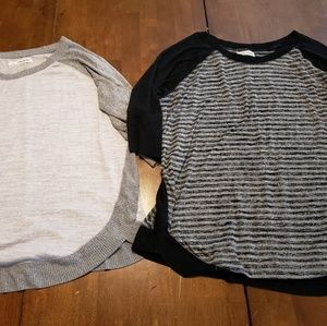 Maurices Size 1 Sweater Bundle